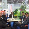 Doğanşahin Agriculture attracted intensive attention at the Gaziantep 2014 Agriculture Fair