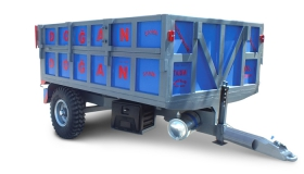 Attached Trailer